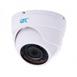 GTC-152 HD </br> 2MP FULL HD Network IP Dome Camera