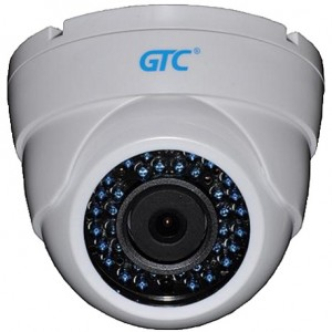 GTC-154</br>  4MP FULL HD Network IP Dome Camera