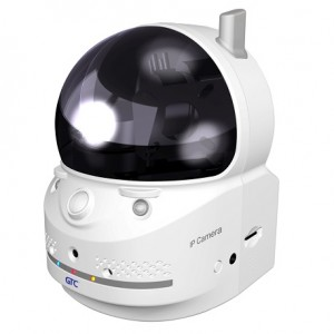GTC-233HD </br> Megapixel Pan/Tilt IP camera