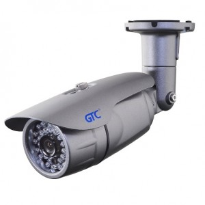 GTC-580-G-WDR </br> Weather Proof Day & Night IR CCD Camera