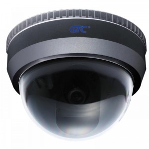 GTC-280-C/G </br>Vandal Proof Color Dome Camera
